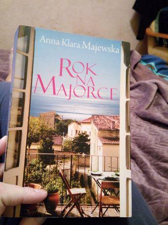Anna Klara Majewska-Rok na Majorce