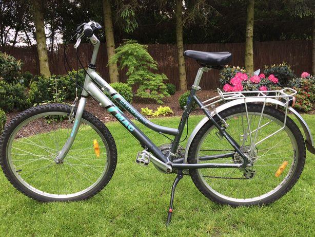 Rower używany w dobrym stanie