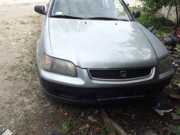 Silnik goły Honda Civic 1,4 ,Aparat zapł ,rozrusznik,skrzynia biegów