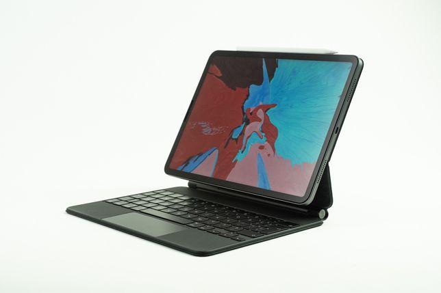 Ipad pro 256gb BOGATY ZESTAW magic keyboard, apple pencile, 11 cali