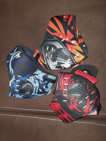 Maski z wymiennym filtrem