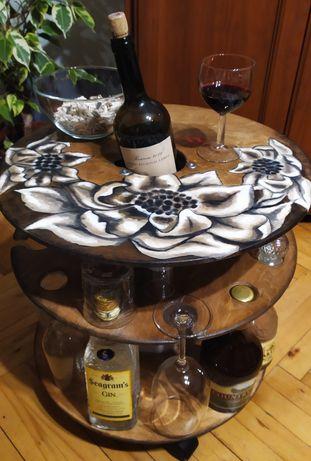 BAREK na alkochol / wino oraz kieliszki