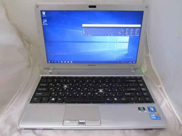 Ноутбук Sony VAIO VPC-S11X9R/S i3/4Gb/320Gb