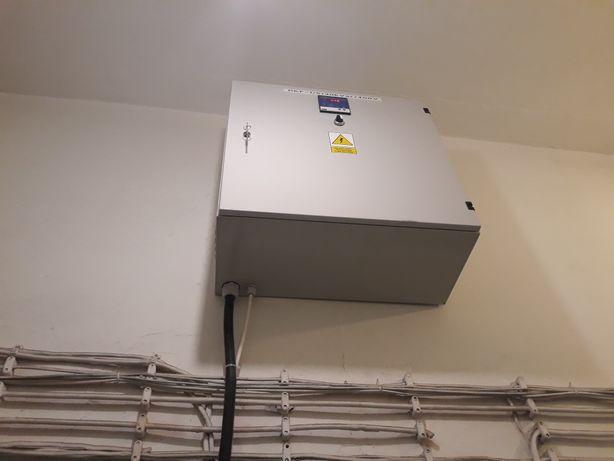 Kompęsacja mocy biernej zaoszczędź na zużyciu prądu nawet 40%