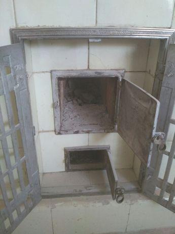 Дверцы для старинной кафельной печки