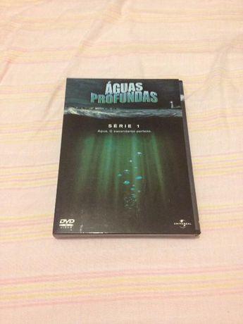 DVD série ''Águas profundas'' temporada 1