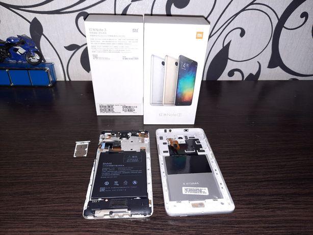 Xiaomi Note 3 на запчасти