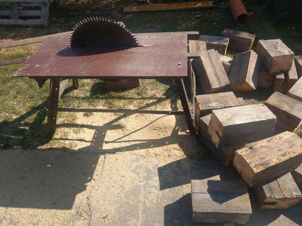 Krajzega tarczowa pilarka stołowa do cięcia drewna