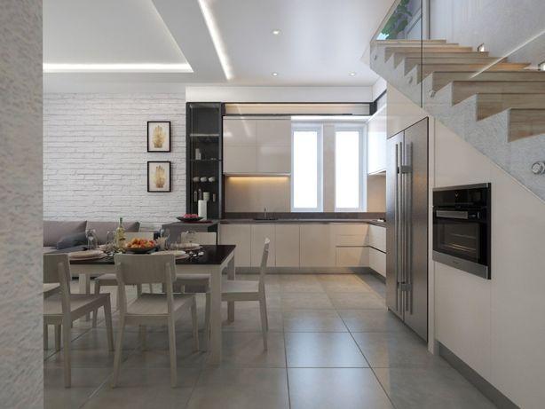 Ремонт квартир, домов, офисов, промышленных помещений «под ключ».