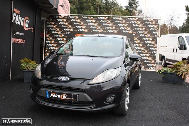 Ford Fiesta 1.4 VAN
