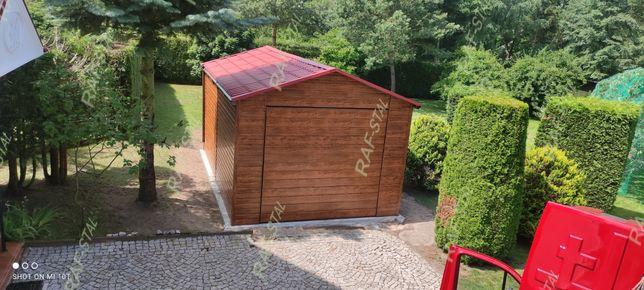 Garaże blaszane, wiaty garażowe, Producent