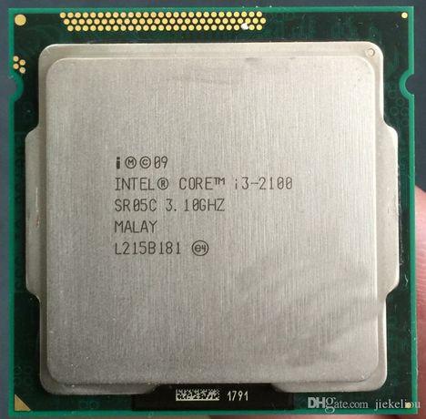 Процессор intel core i3 - 2100, s1155