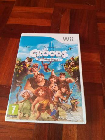 jogo para Wii-U
