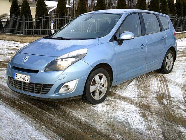 Renault Megan Scenic+1.4T+Benzyna+7os+Navi