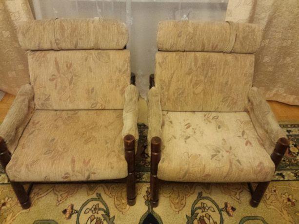 Meble na działkę: 2 fotele