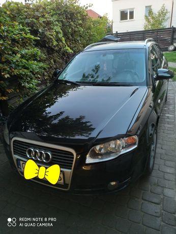 Audi a4 b7 2005 rok kombi zamiana golf 5 nowe sprzegło