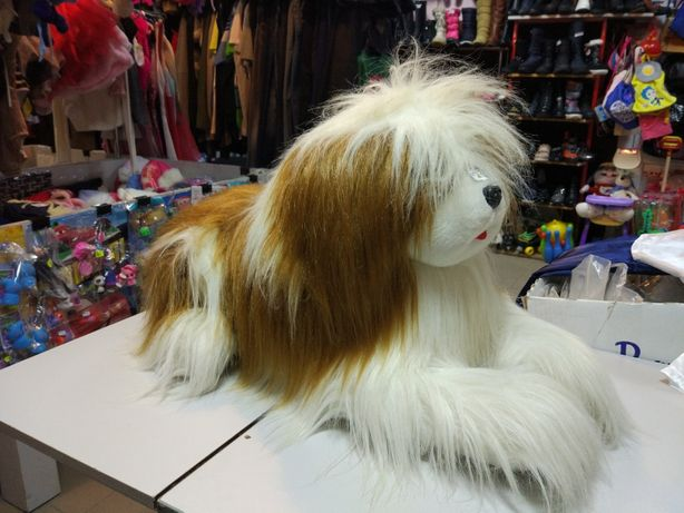 Собака большая 400 руб