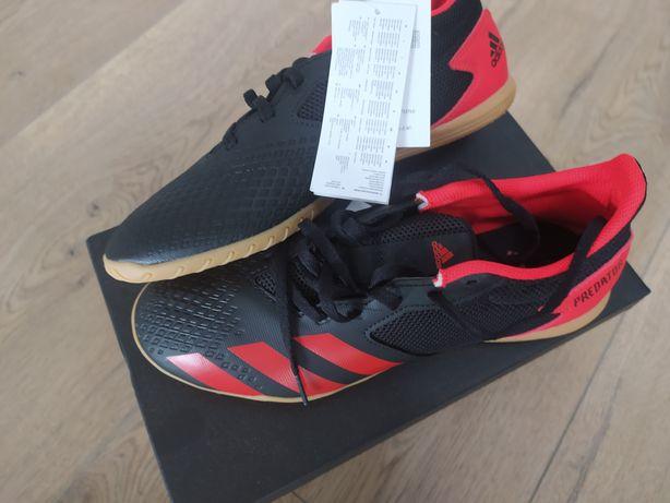 Adidas predator sala 20.4 halówki piłka do biegania roz. 43 1/3