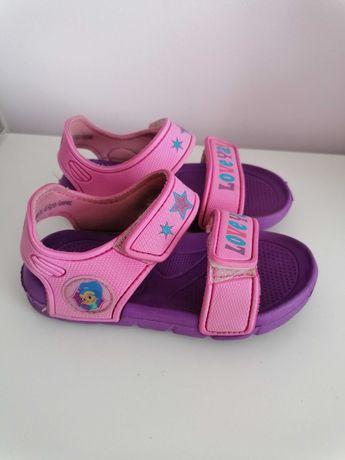 Sandały sandałki shimmer i shine r 24/25