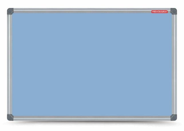 Tablica suchościeralna MEMOBOARDS 60x40 cm niebieska