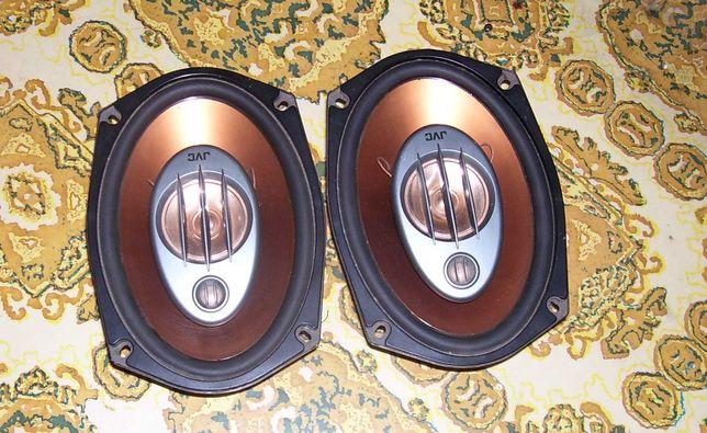Колонки автомобильные JVC 240 w