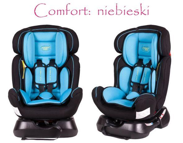 Fotelik Samochodowy Comfort 0-25 kg - Rozkładany do Spania