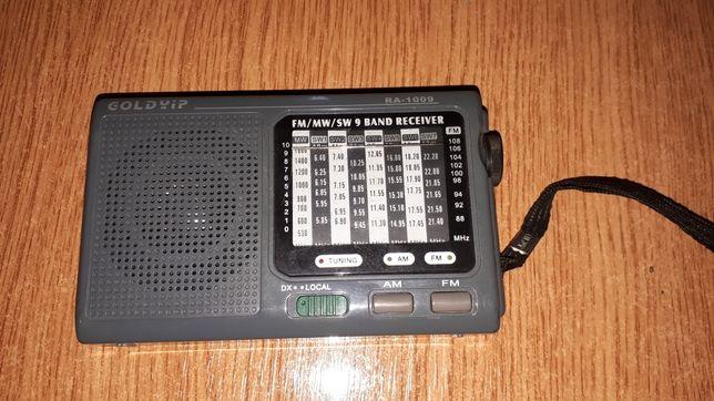 Радио радиоприемник