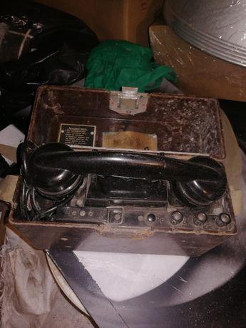 Stare telefony antyk