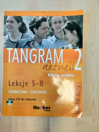 Tangram aktuell 2 książka do niemieckiego poziom A2