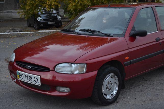 Продам Ford Escort 1995 , Инжектор 1.4