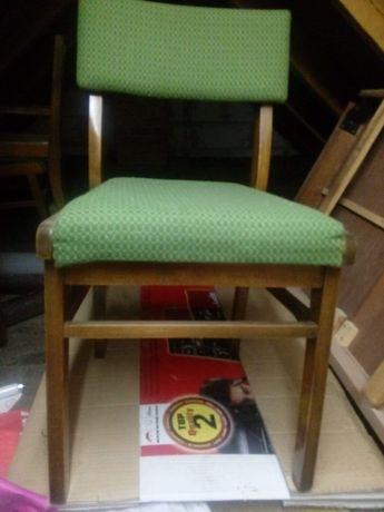Krzesełka PRL Stan bardzo dobry