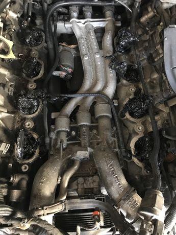 Magistrala wodna aluminiowa porsche cayenne turbo 4.5 v8 silnik 450 hp