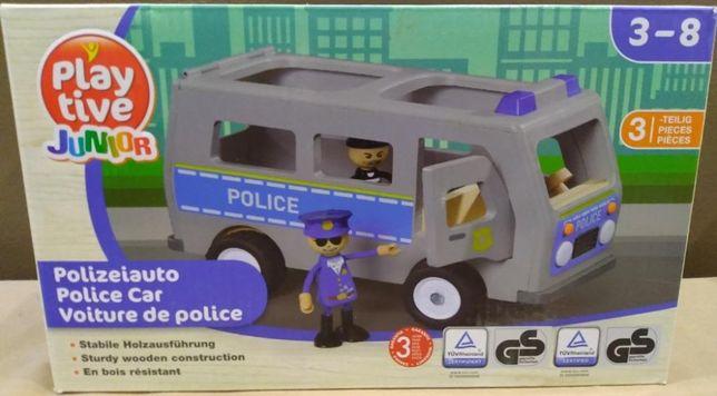 Суперцена! Игровой набор Полицейский автобус Playtive .