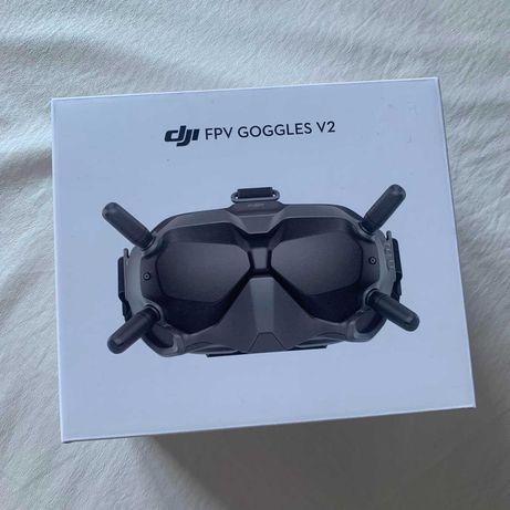 Очки DJI FPV Goggles V2  Новые  в наличии 2 шт