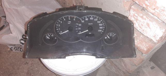 Licznik Opel Meriva A zegary europa europejski