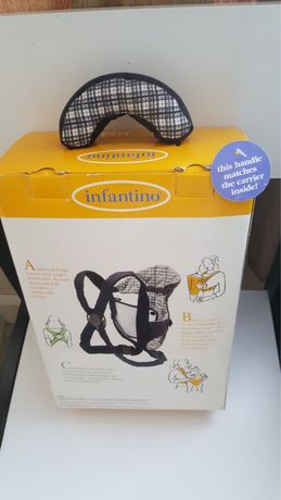 Рюкзак-кенгуру Infatino