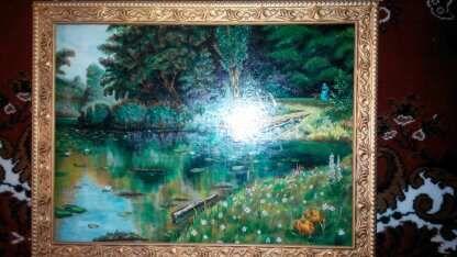 продам копии картин, ручной работы