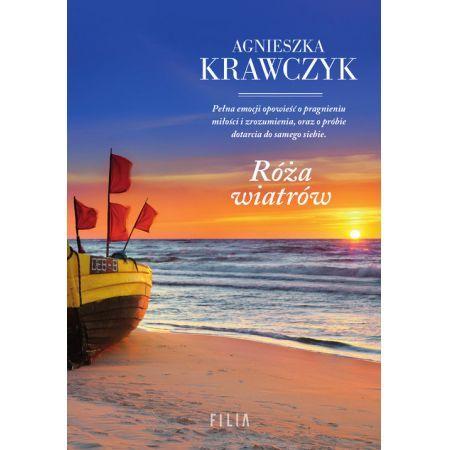 Róża wiatrów Agnieszka Krawczyk