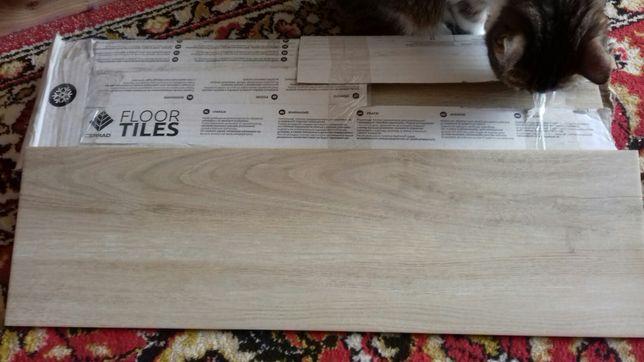 Плитка на підлогу (залишок)