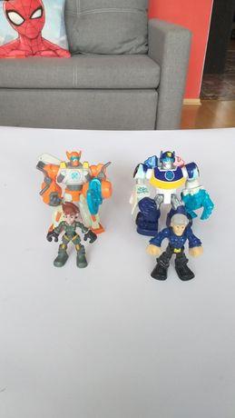 Rescuebots Bots komplet z wysyłką
