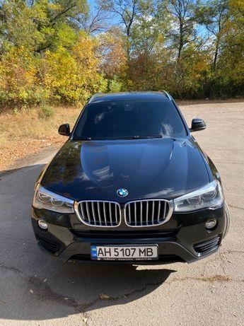 BMW X3 F25 2016