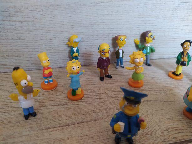 Фирменные фигурки The Simpsons