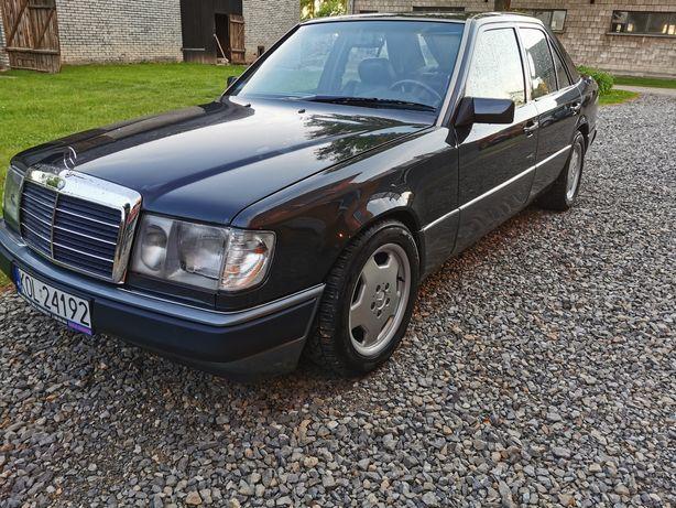 Mercedes W124 86r. Silnik 2.6 skóra, klima, youngtimer, zamiana OKZJA!