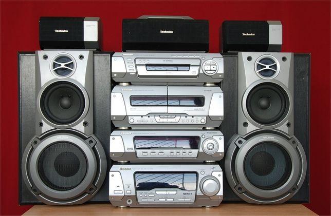 Продам мощный музыкальный центр Technics SC-EH750