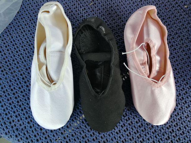 Nowe Baletki rozmiar 34