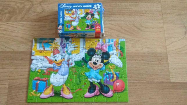 Puzzle Mickey Mouse 54 el.