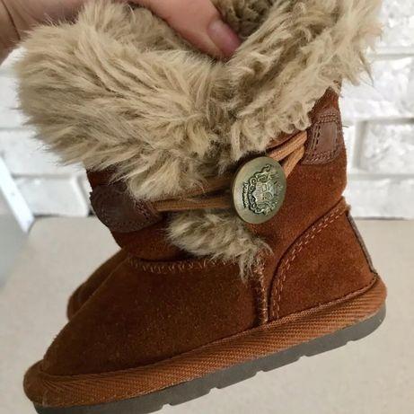 Угги ботинки  сапоги натуральний замш nextе