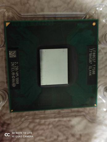 Intel Core 2 Duo Processor T7500