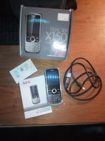 AEG telemóvel