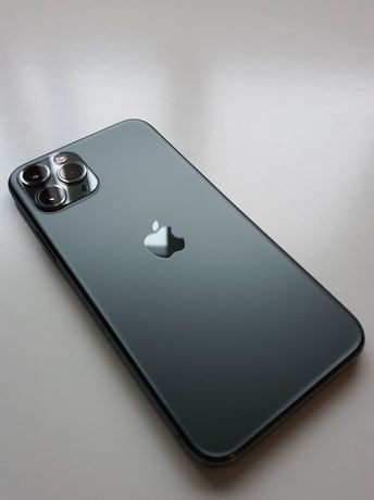 iPhone 11 Pro 64gb Midnight Green. IDEAŁ